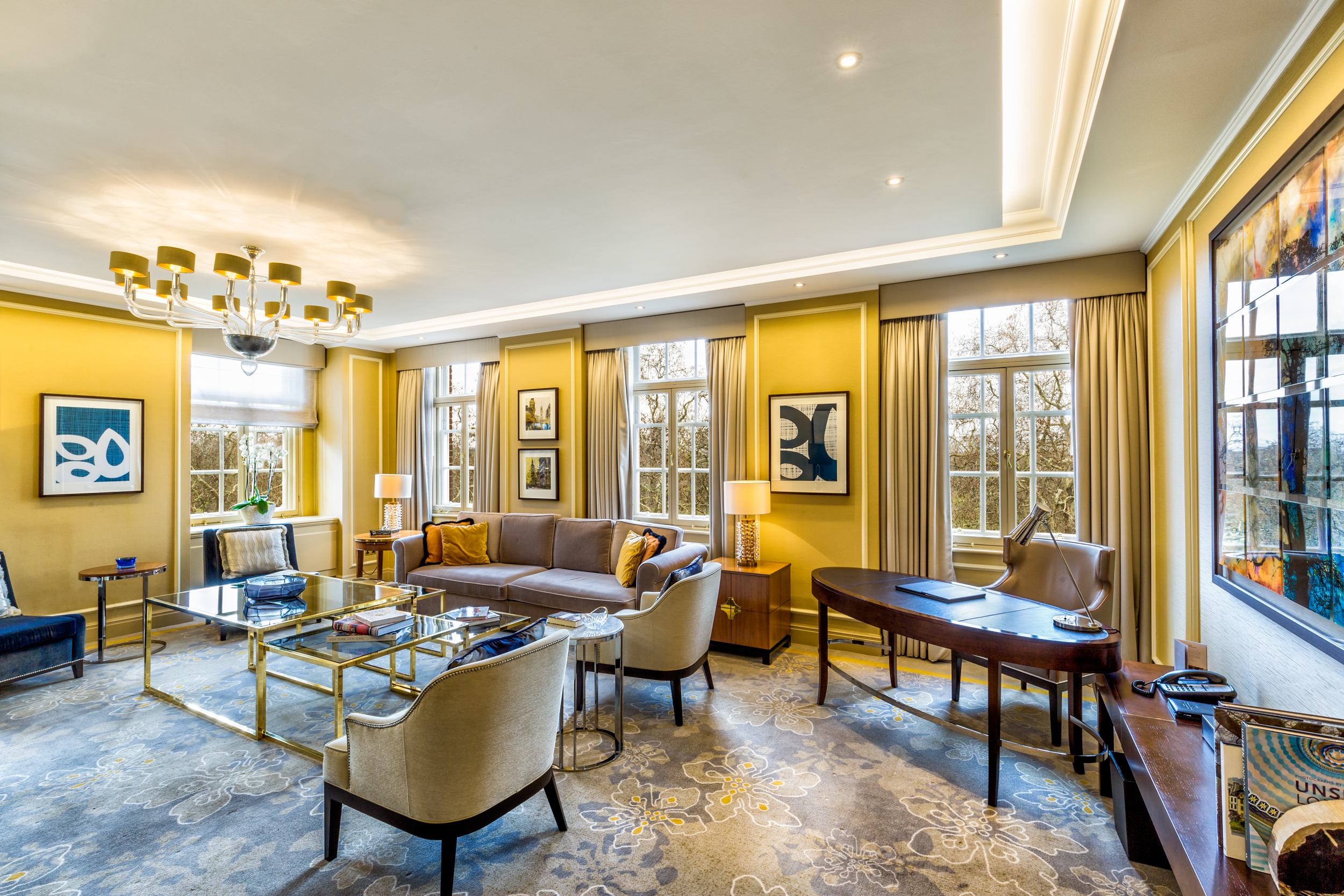 Luxury Hotel and interior photographer